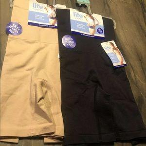 2pk Jockey slimming shorts seamfree